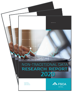 NON TRADITIONAL DATA RESEARCH REPORT 202