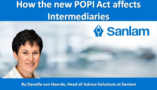 How the new POPI Act affects Intermediaries