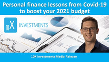 Personal finance lessons from Covid-19 to boost your 2021 budget