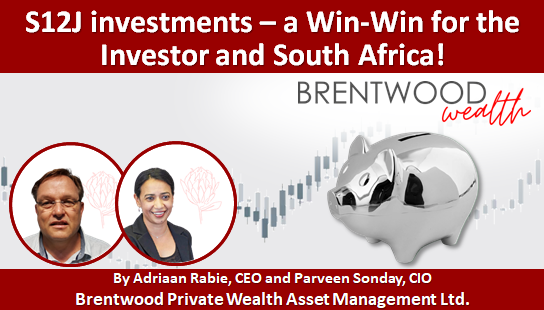 S12J investments – a Win-Win for the Investor and South Africa!