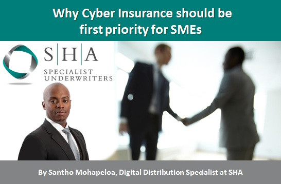 Why Cyber Insurance should be first priority for SMEs