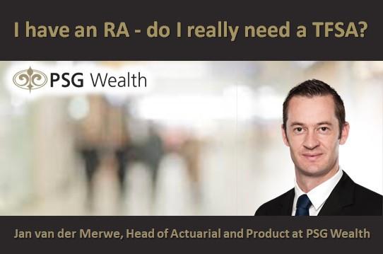 I have an RA - do I really need a TFSA?
