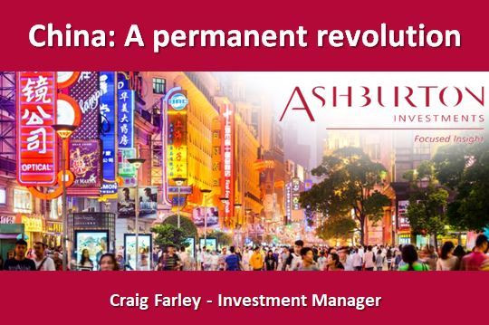 China: A permanent revolution