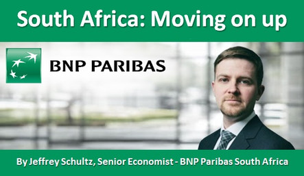 South Africa: Moving on up