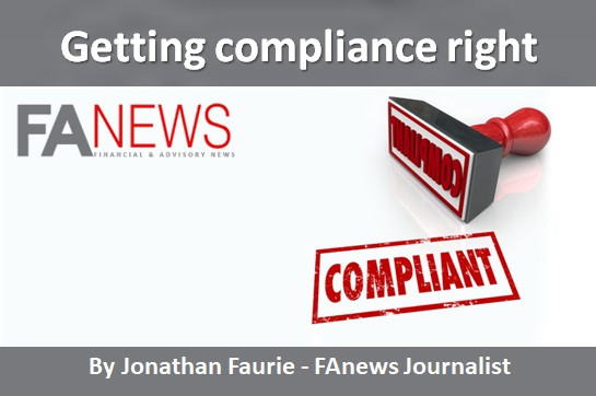 Getting compliance right