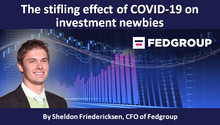 The stifling effect of COVID-19 on investment newbies