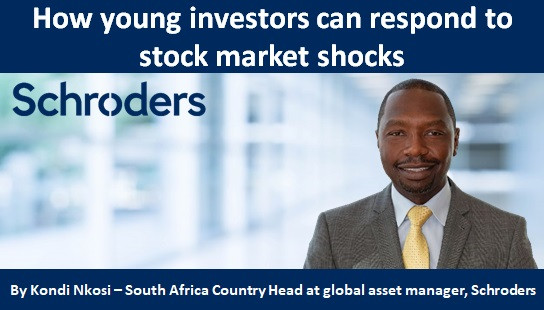 How young investors can respond to stock market shocks