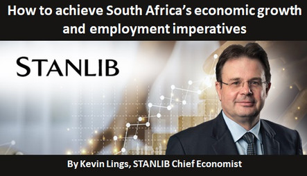 How to achieve South Africa's economic growth and employment imperatives