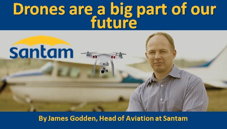 Drones are a big part of our future