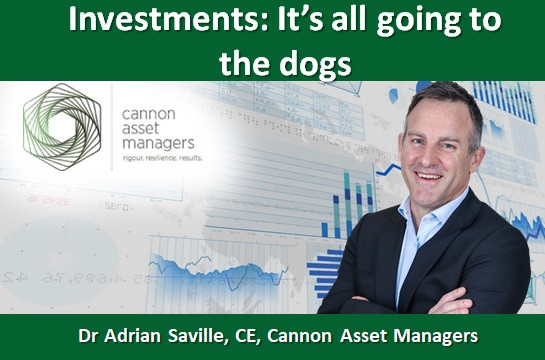 Investments: It's all going to the dogs