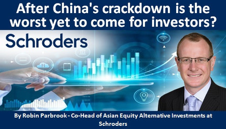After China's crackdown is the worst yet to come for investors?