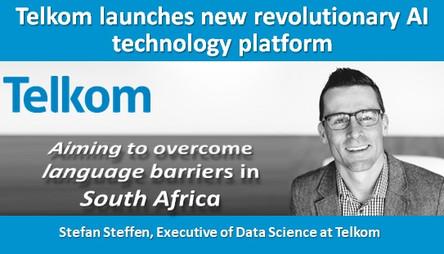 Telkom launches new revolutionary AI technology platform