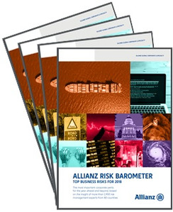 Allianz Risk Barometer 2018