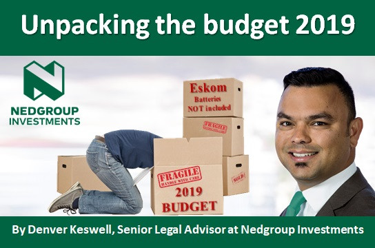 Unpacking the budget 2019