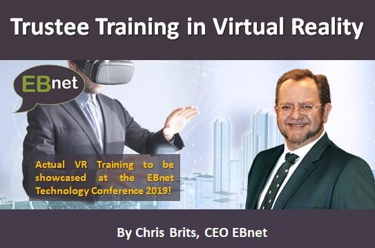 Trustee Training in Virtual Reality