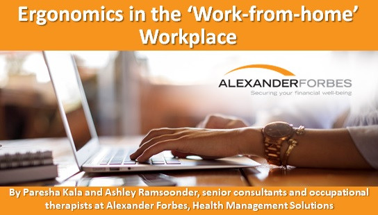 Ergonomics in the 'Work-from-home' Workplace