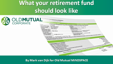 What your retirement fund should look like