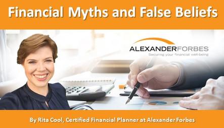 Financial Myths and False Beliefs