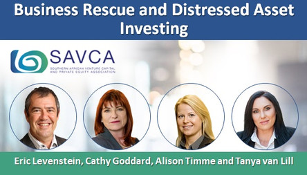Business Rescue and Distressed Asset Investing