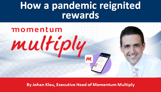 How a pandemic reignited rewards