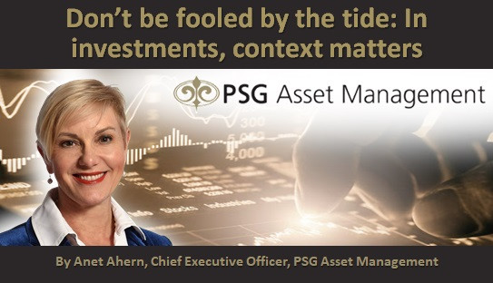 Don't be fooled by the tide: In investments, context matters