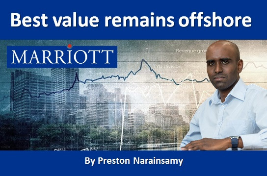 Best value remains offshore