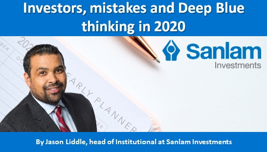 Investors, mistakes and Deep Blue thinking in 2020
