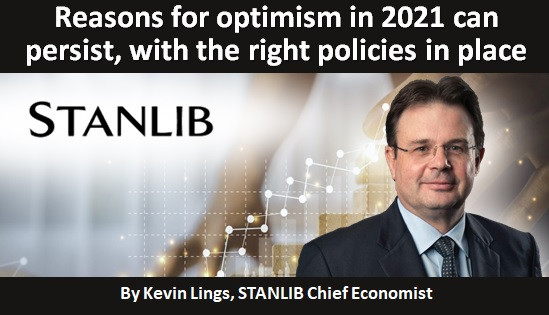 Reasons for optimism in 2021 can persist, with the right policies in place