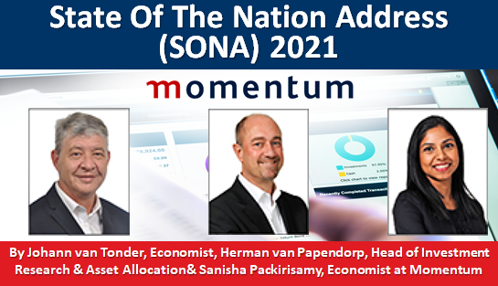 State Of The Nation Address (SONA) 2021