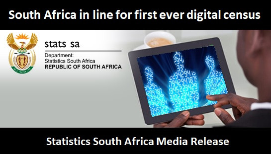 South Africa in line for first ever digital census