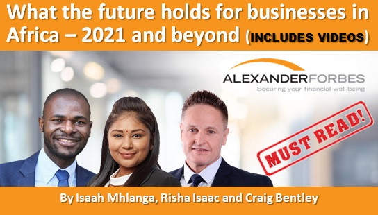 What the future holds for businesses in Africa – 2021 and beyond