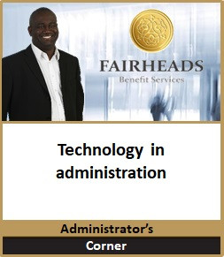 Technology in administration