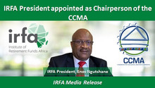 IRFA President appointed as Chairperson of the CCMA