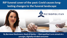 RIP funeral cover of the past: Covid causes long-lasting changes to the funeral landscape