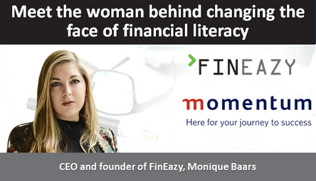 Meet the woman behind changing the face of financial literacy