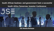 South African business and government host a successful South Africa Tomorrow Investor Conference