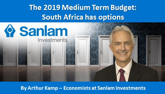 The 2019 Medium Term Budget: South Africa has options
