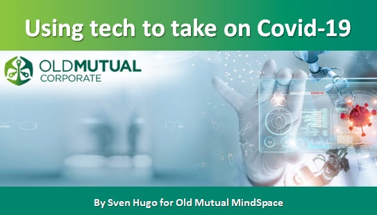 Using tech to take on Covid-19