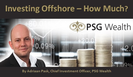 Investing Offshore – How Much?