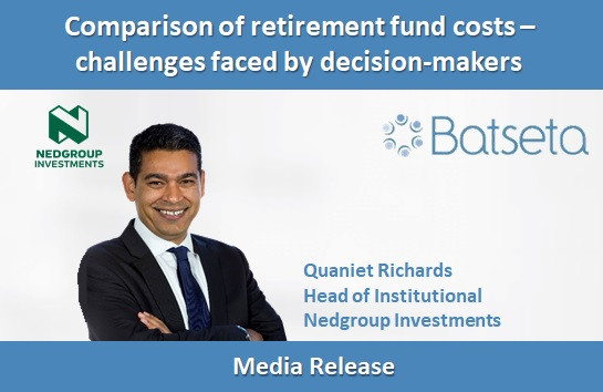 Comparison of retirement fund costs – challenges faced by decision-makers