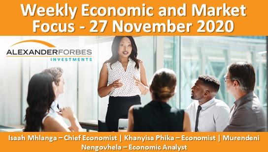 Weekly Economic and Market Focus - 27 November 2020