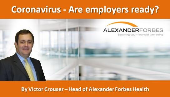 Coronavirus - Are employers ready?