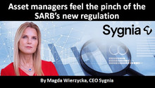 Asset managers feel the pinch of the SARB's new regulation