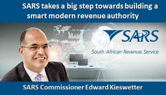 SARS takes a big step towards building a smart modern revenue authority