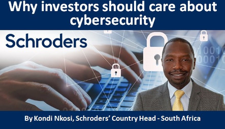 Why investors should care about cybersecurity
