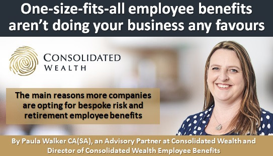 One-size-fits-all employee benefits aren't doing your business any favours