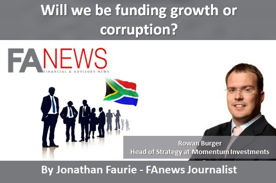 Will we be funding growth or corruption?
