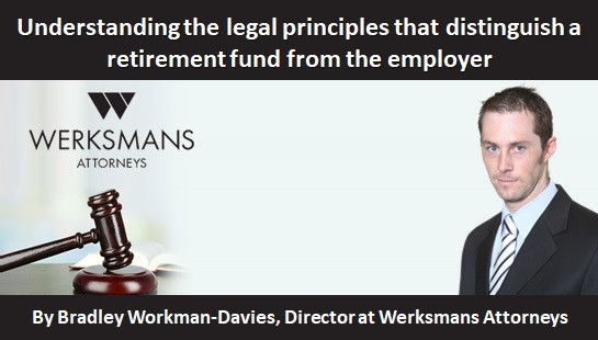Understanding the legal principles that distinguish a retirement fund from the employer