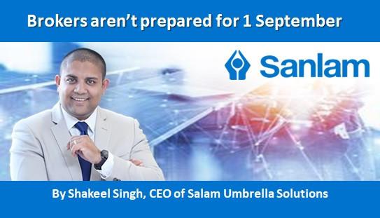 Brokers aren't prepared for 1 September