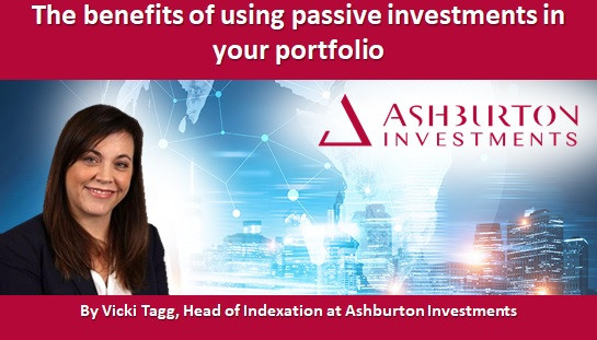 The benefits of using passive investments in your portfolio